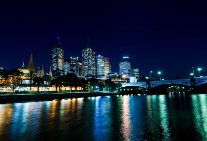 photo of melbourne